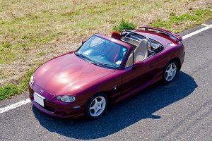 1800cc FR ハンドリングマシン スポーツカー ロードスター NB8C