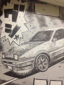 AE86_engine_blow