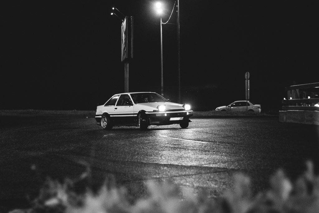 NA 格安 ドリ車 AE86