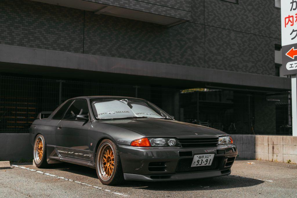 オーバーレブ タカオ R32 GT-R