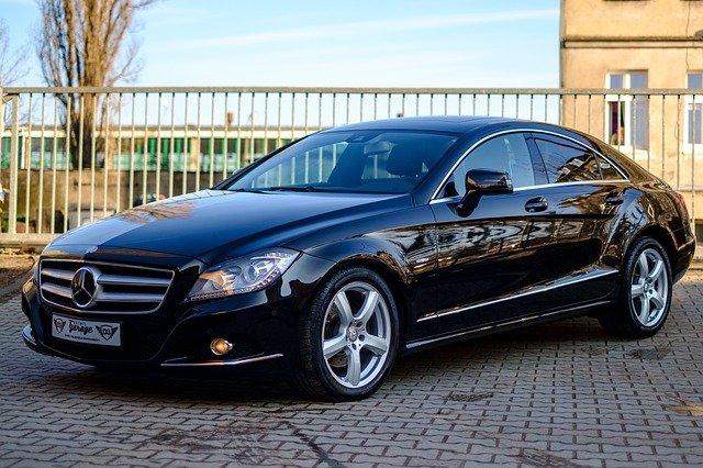 ハードトップのおすすめ車ランキング【サッシュレスドアを持つドイツ生まれの高級車】メルセデス・ベンツ CLS