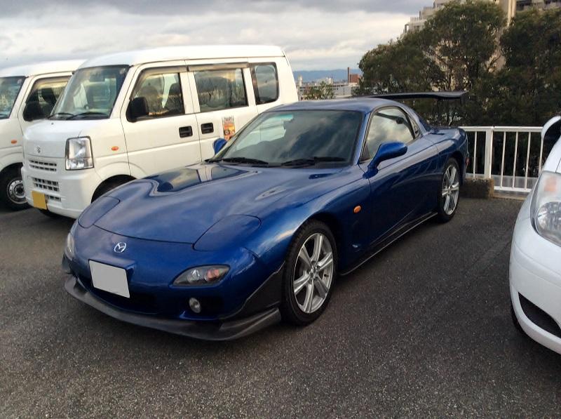 5型(1999年1月~2000年8月)【280馬力にパワーアップし、冷却効率も向上!】